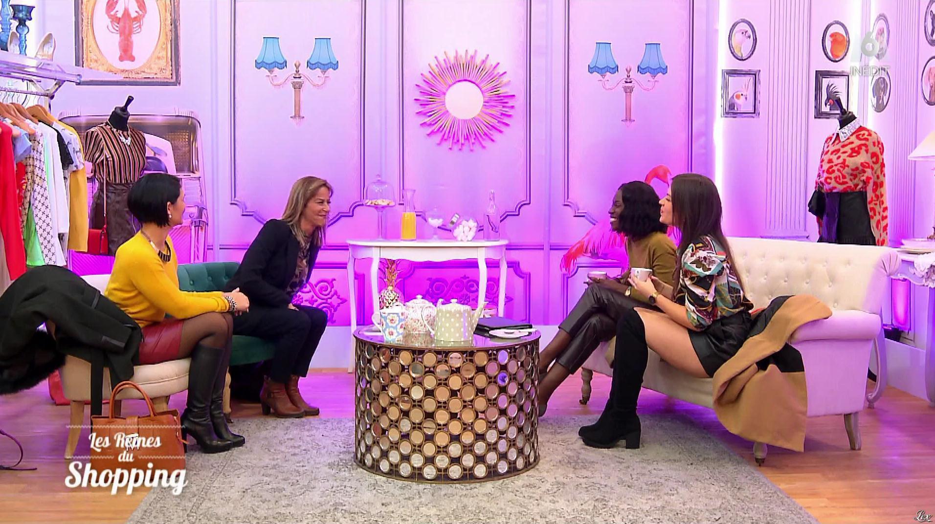 Des Candidates dans les Reines du Shopping. Diffusé à la télévision le 11/03/19.