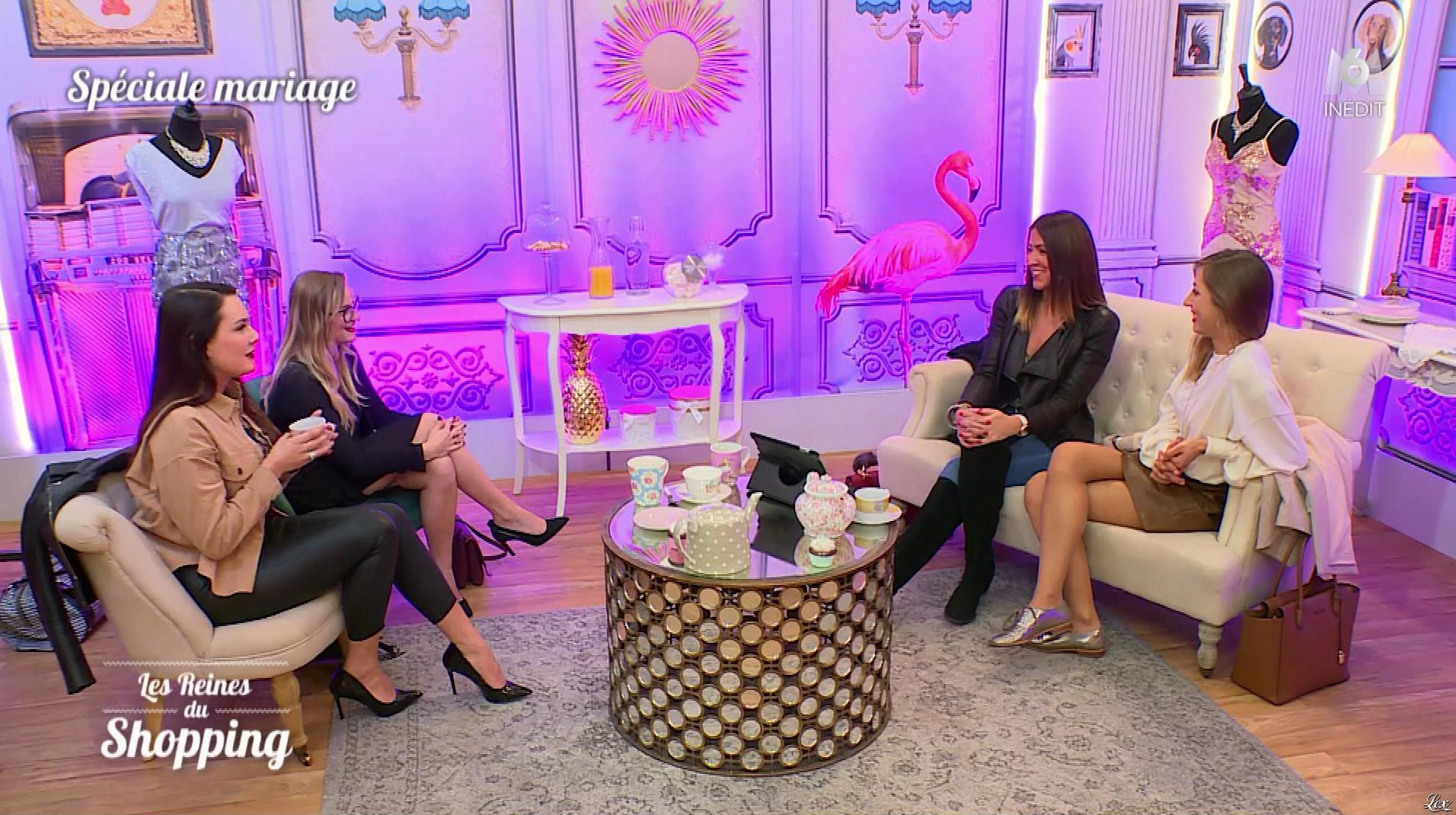 Des Candidates dans les Reines du Shopping. Diffusé à la télévision le 25/02/19.