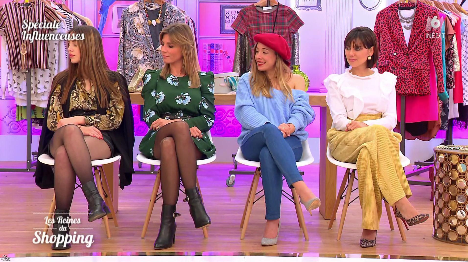 Des Candidates dans les Reines du Shopping. Diffusé à la télévision le 29/04/19.