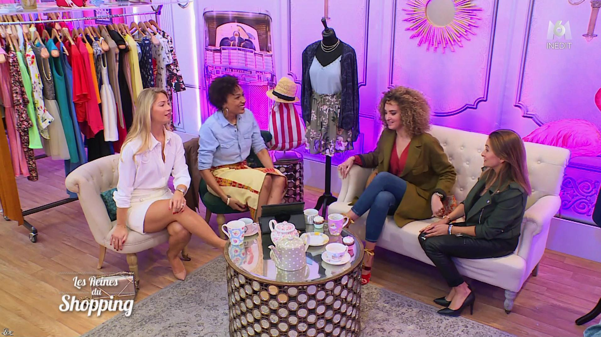 Des Candidates dans les Reines du Shopping. Diffusé à la télévision le 29/10/18.