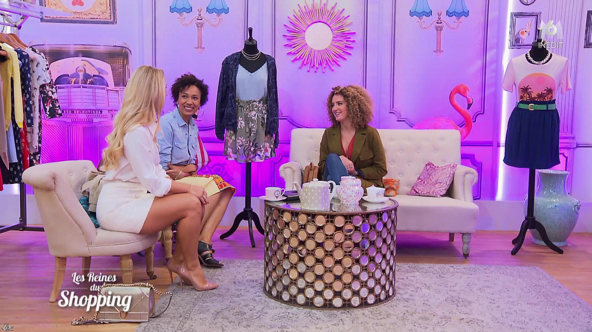 Inconnue dans les Reines du Shopping. Diffusé à la télévision le 29/10/18.