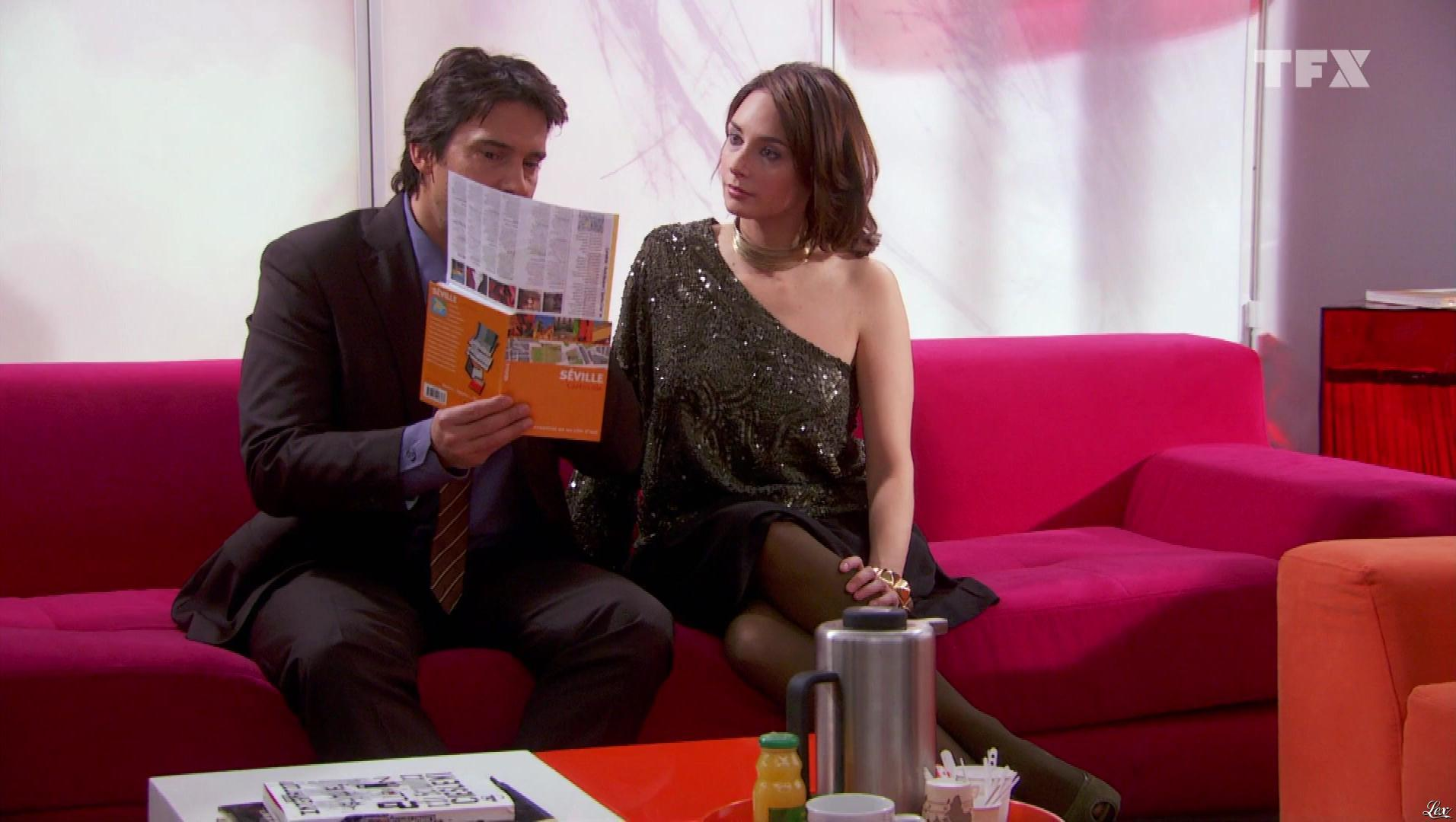 Julia Vignali dans Seconde Chance. Diffusé à la télévision le 11/08/18.