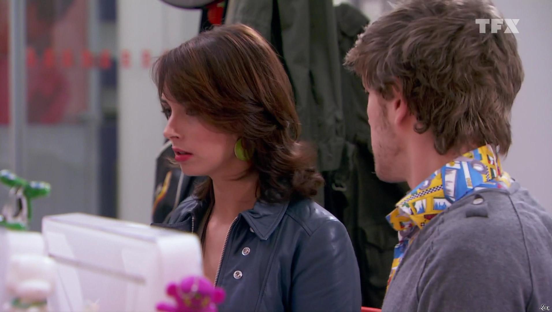 Julia Vignali dans Seconde Chance. Diffusé à la télévision le 12/08/18.