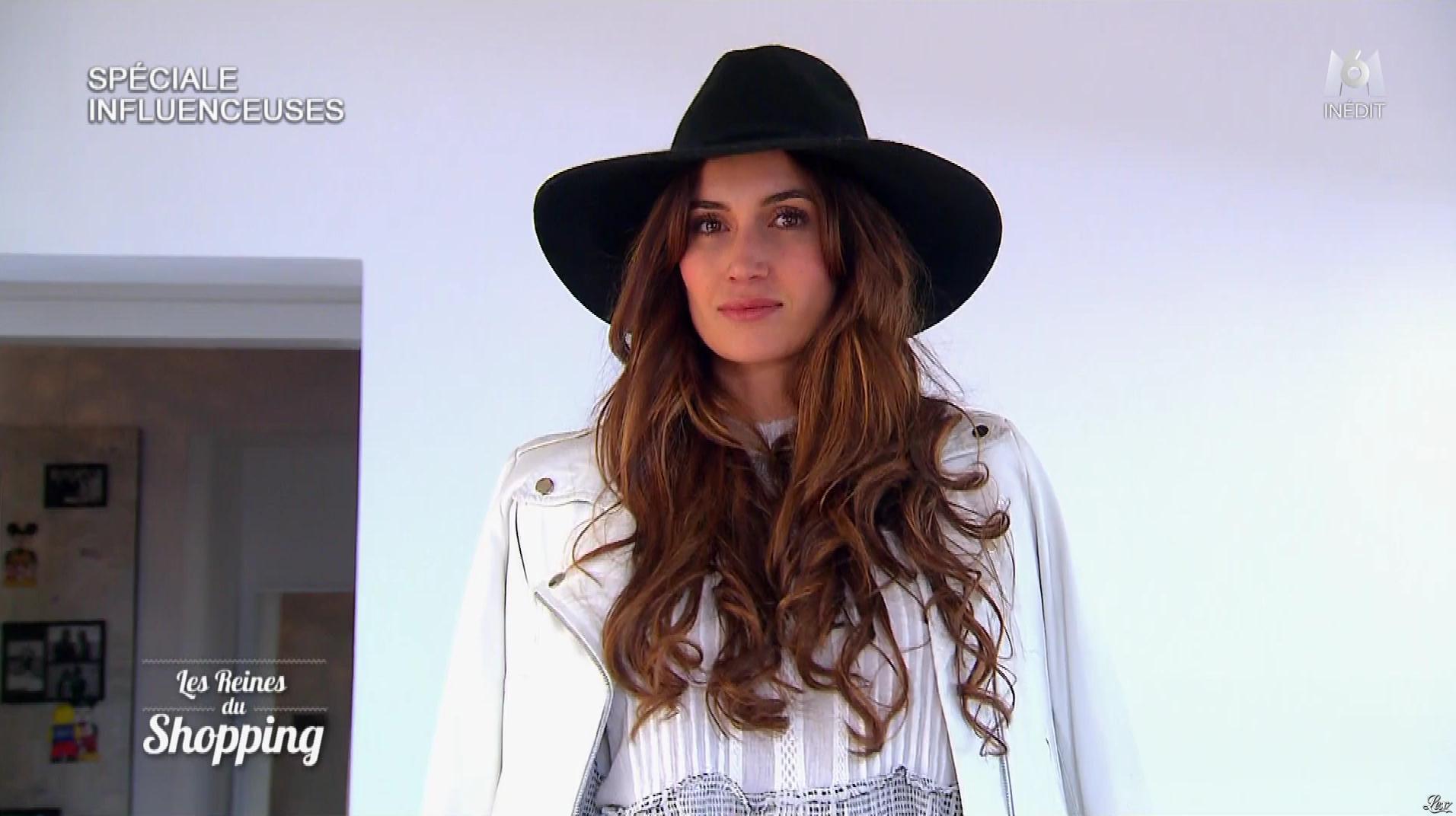 Une Candidate dans les Reines du Shopping. Diffusé à la télévision le 08/10/18.