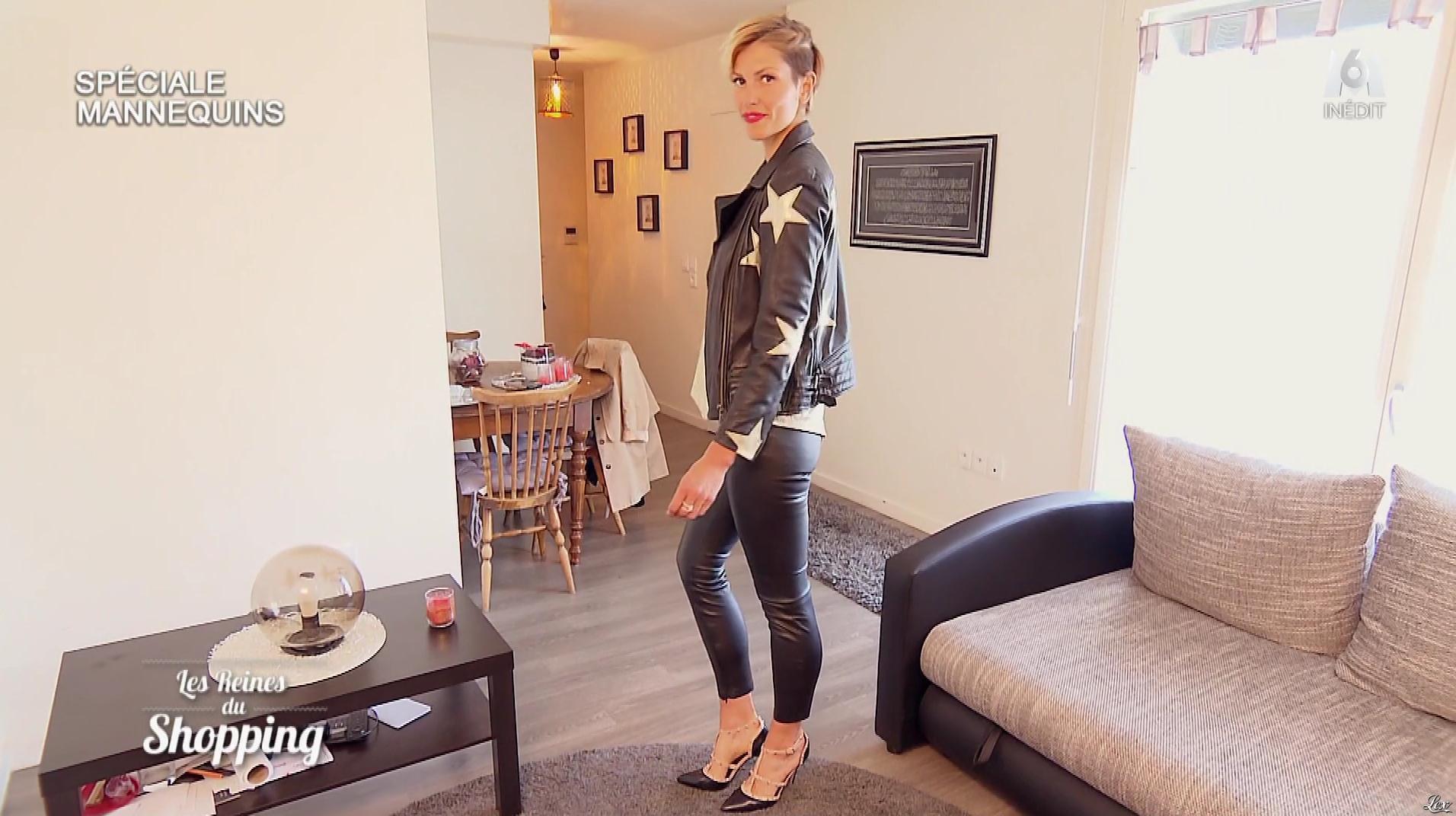 Une Candidate dans les Reines du Shopping. Diffusé à la télévision le 10/09/18.