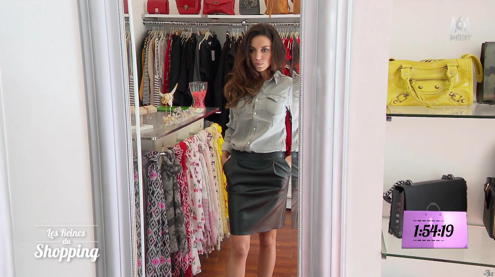 Une Candidate dans les Reines du Shopping. Diffusé à la télévision le 14/02/19.