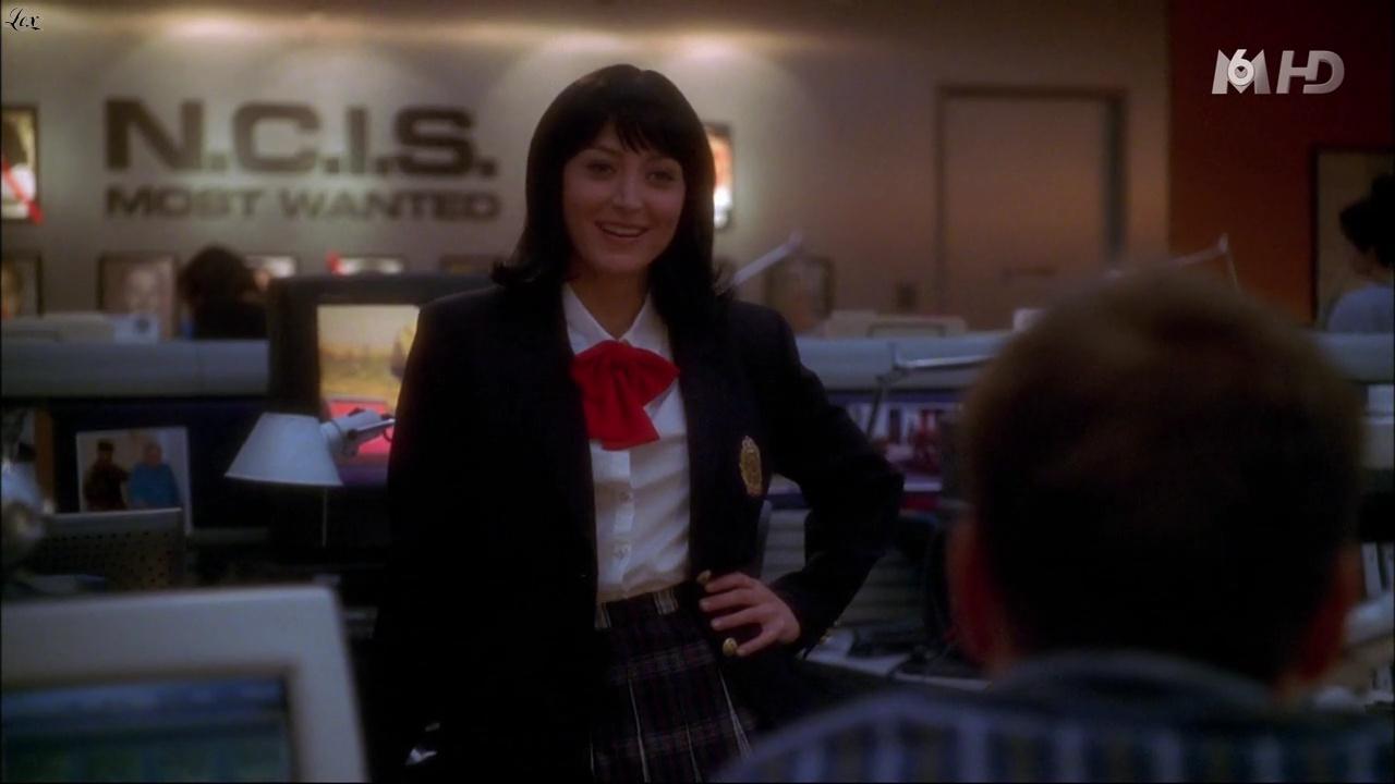 Sasha Alexander dans NCIS. Diffusé à la télévision le 09/04/11.