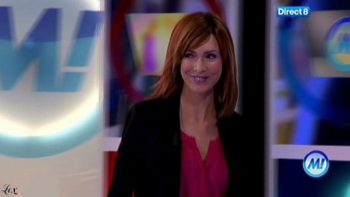 Véronique Mounier chez Morandini. Diffusé à la télévision le 08/03/11.