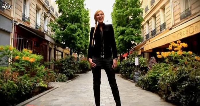 Ariane Brodier dans En Mode Gossip. Diffusé à la télévision le 17/04/11.
