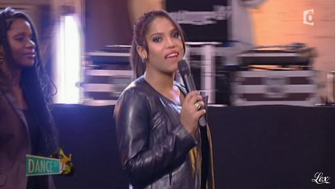 Audrey Chauveau dans Dance Street. Diffusé à la télévision le 18/04/12.