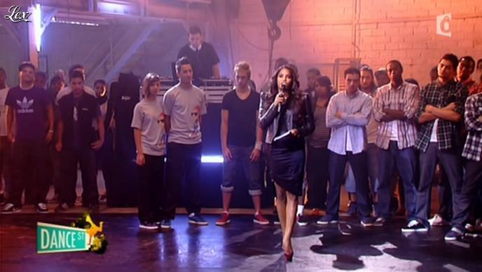 Audrey Chauveau dans Dance Street. Diffusé à la télévision le 30/11/11.