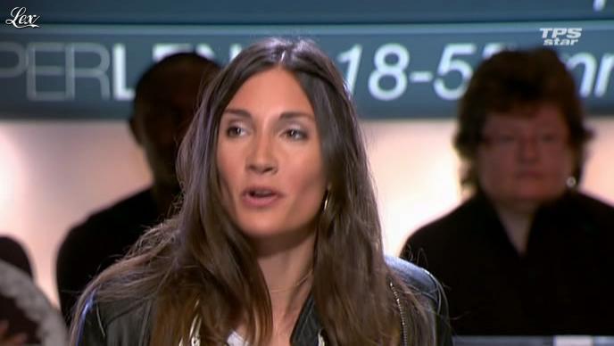 Audrey Diwan dans la Quotidienne Du Cinema. Diffusé à la télévision le 28/02/12.