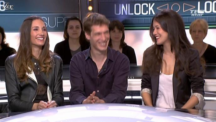 Audrey Diwan dans la Quotidienne Du Cinema. Diffusé à la télévision le 29/03/12.