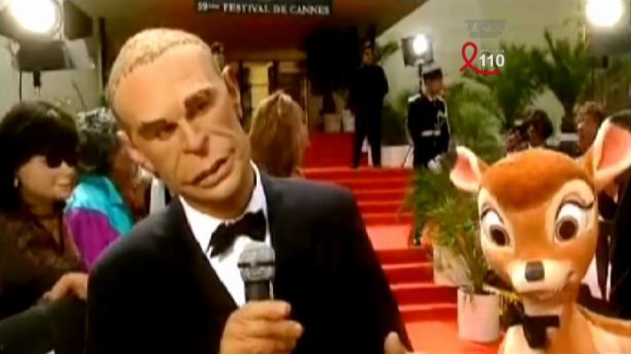 Les News du Web La Quotidienne du Cinema. Diffusé à la télévision le 30/03/12.