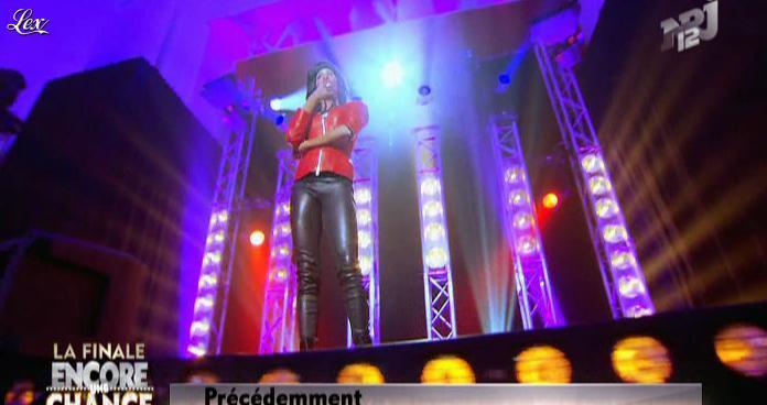 Mia Frye dans Encore une Chance. Diffusé à la télévision le 04/03/12.