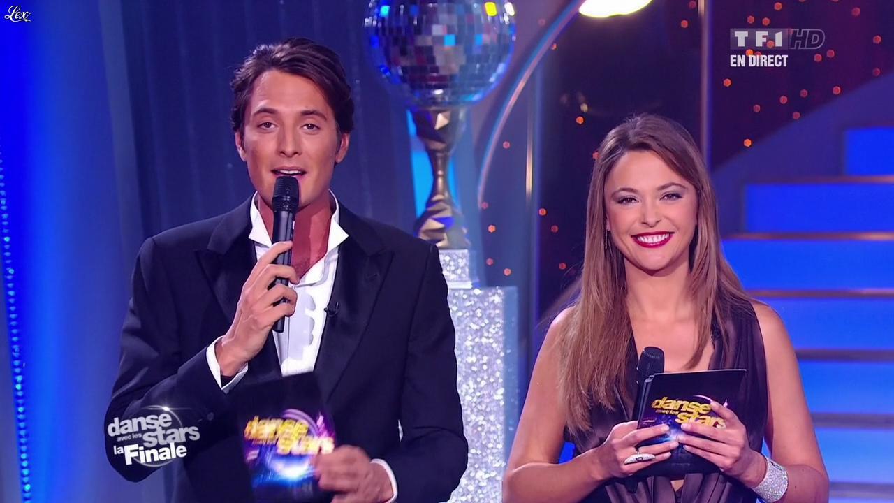 Sandrine Quétier dans Danse Avec les Stars. Diffusé à la télévision le 19/11/11.