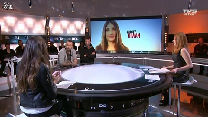 Valérie Amarou et Audrey Diwan dans la Quotidienne Du Cinema. Diffusé à la télévision le 28/02/12.