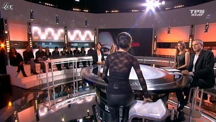 Valérie Amarou et Elise Chassaing dans la Quotidienne Du Cinema. Diffusé à la télévision le 08/10/10.
