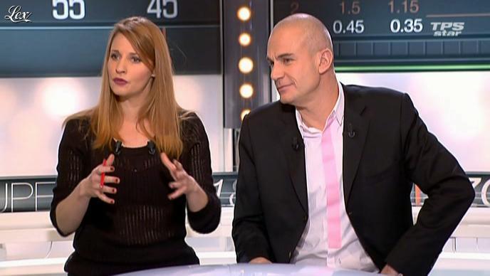 Valérie Amarou dans la Quotidienne Du Cinema. Diffusé à la télévision le 20/03/12.
