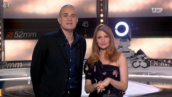 Valérie Amarou dans la Quotidienne Du Cinema. Diffusé à la télévision le 22/03/12.