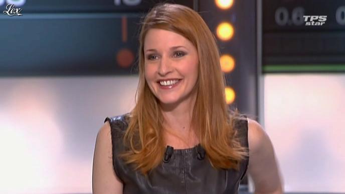 Valérie Amarou dans la Quotidienne Du Cinema. Diffusé à la télévision le 28/02/12.