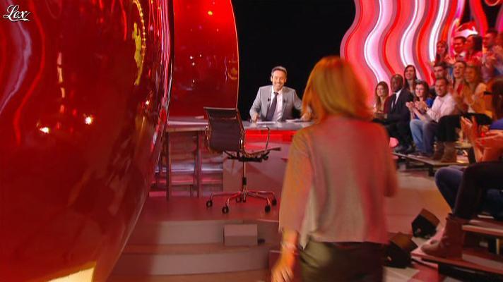 Laurence Ferrari dans le Petit Journal. Diffusé à la télévision le 28/03/13.