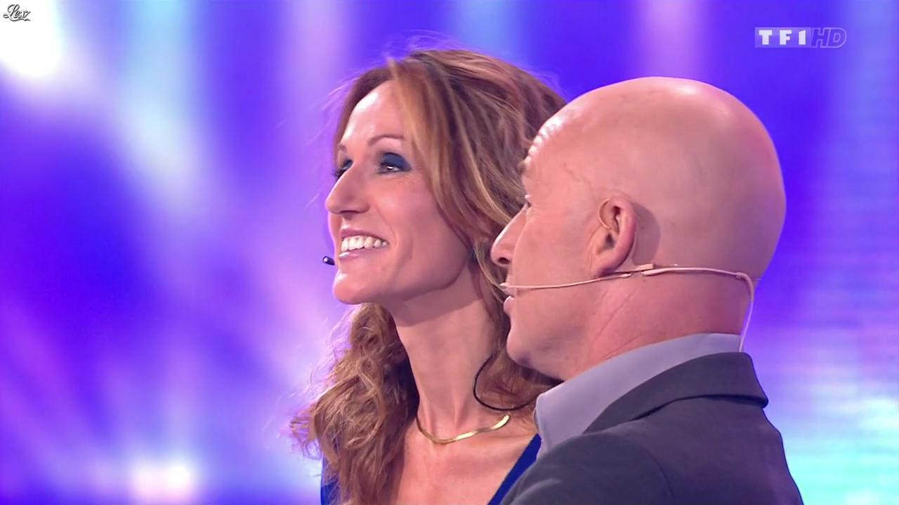 Carla dans le Juste Prix. Diffusé à la télévision le 17/12/13.