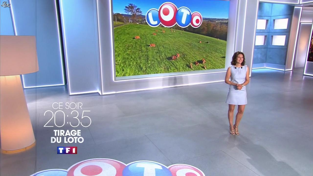 Estelle denis dans une bande annonce du loto 12 05 14 01 for Loto dans 01