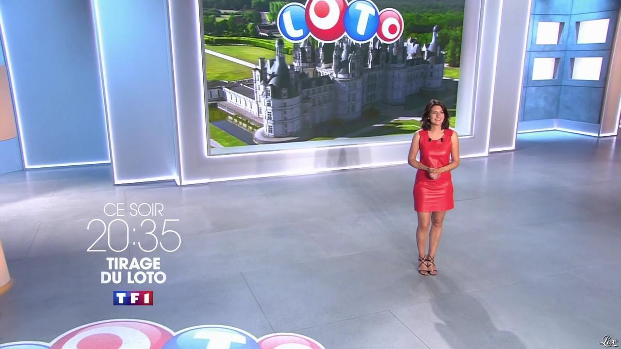 Estelle denis dans une bande annonce du loto 14 05 14 02 for Loto dans 02
