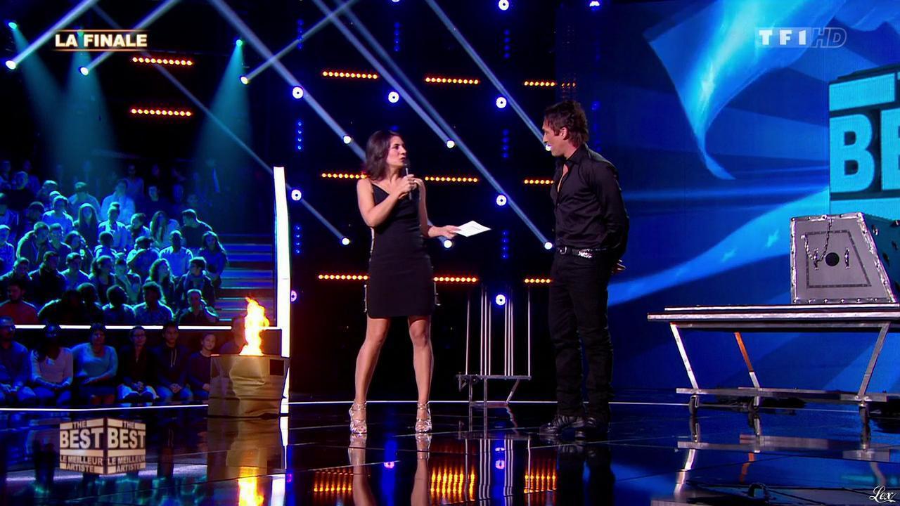 Estelle Denis dans The Best. Diffusé à la télévision le 16/05/14.