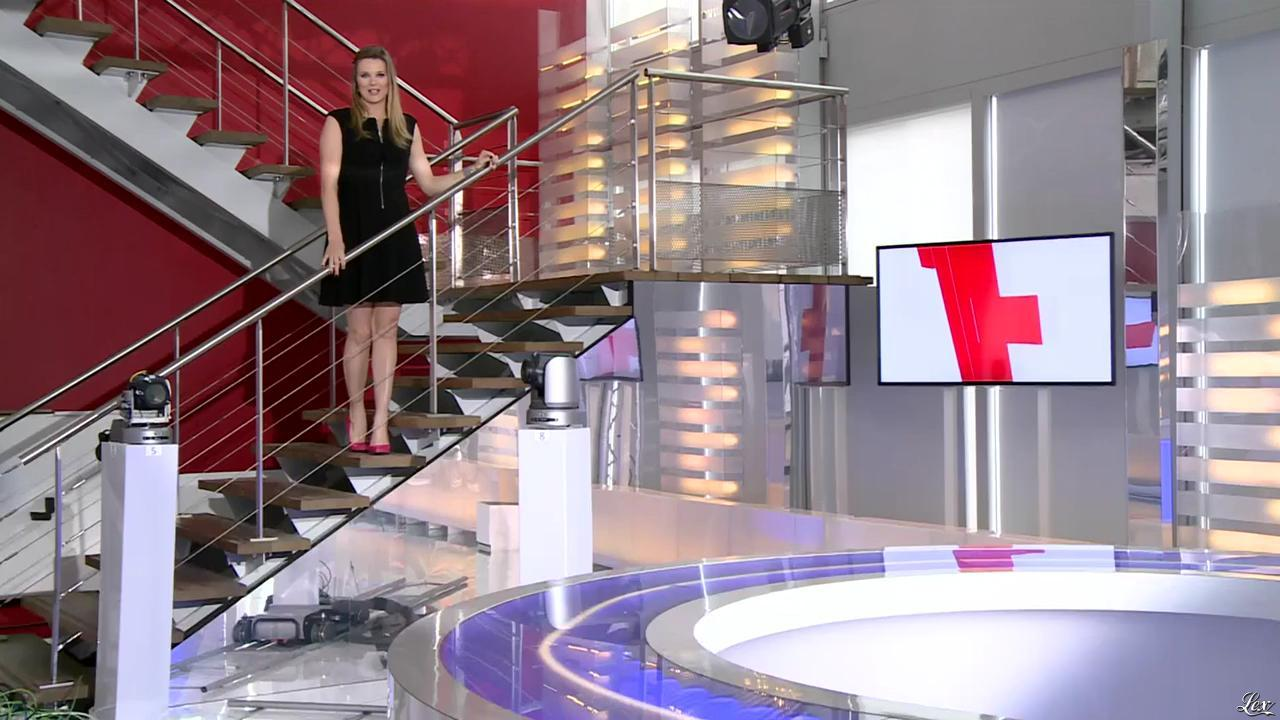 France Pierron dans Menu Sport. Diffusé à la télévision le 04/04/14.
