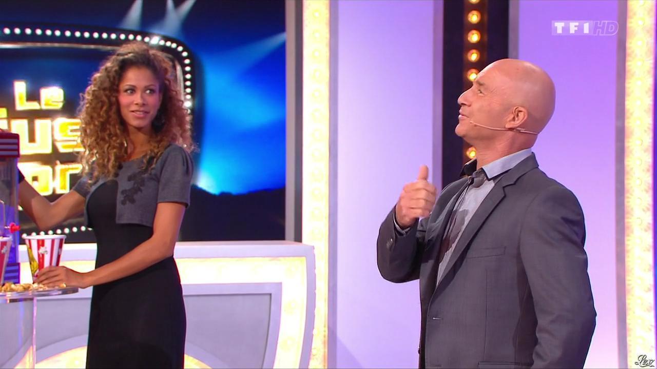 Doris Rouesne dans le Juste Prix. Diffusé à la télévision le 15/11/13.