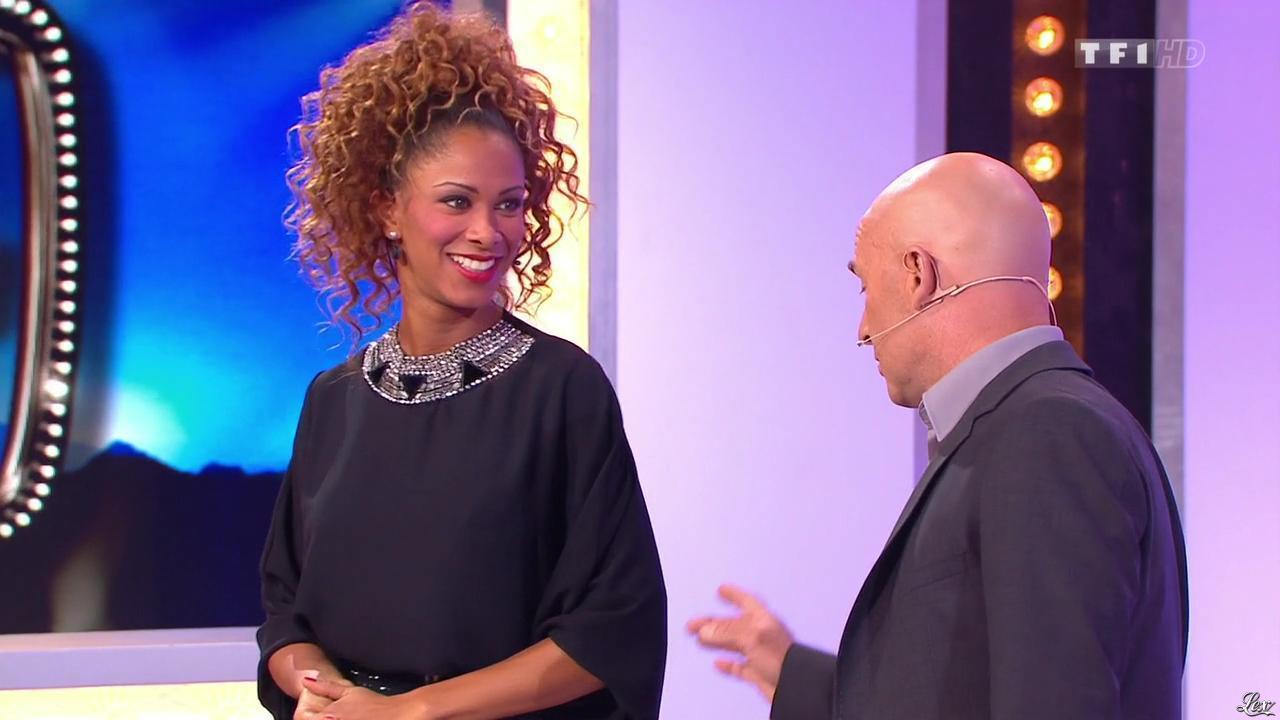 Doris Rouesne dans le Juste Prix. Diffusé à la télévision le 17/12/13.
