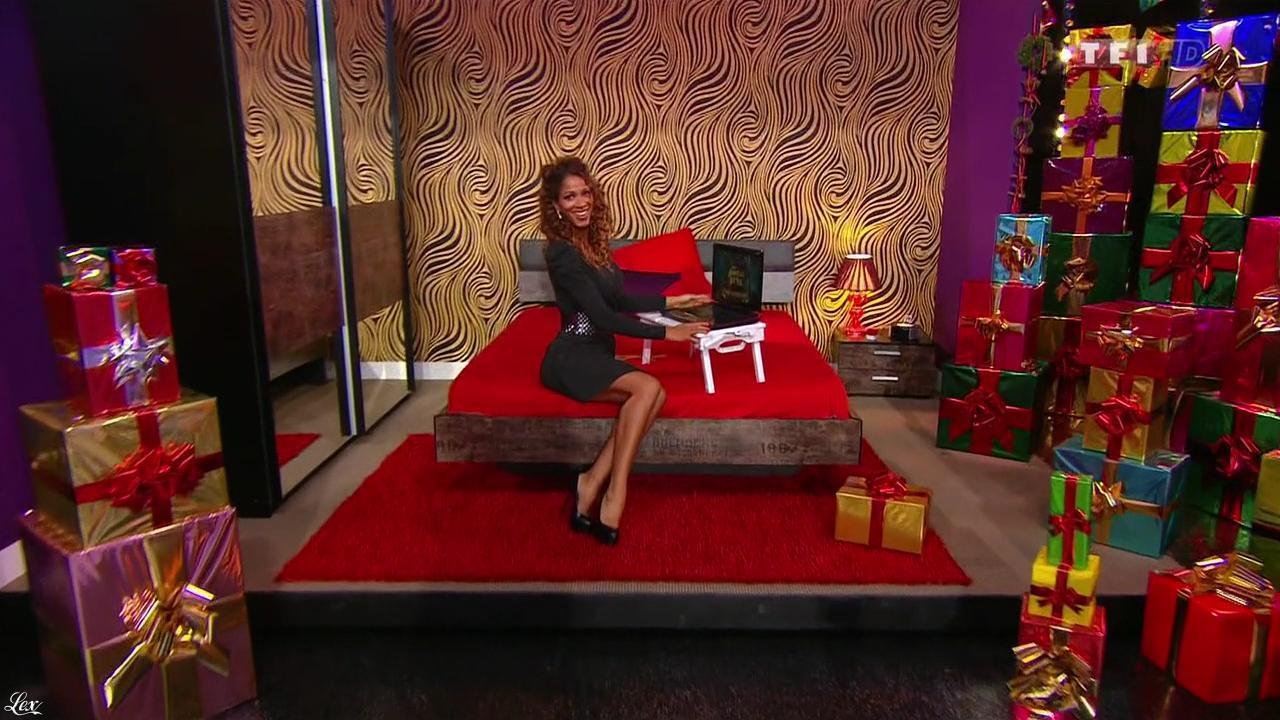 Doris Rouesne dans le Juste Prix. Diffusé à la télévision le 20/12/13.