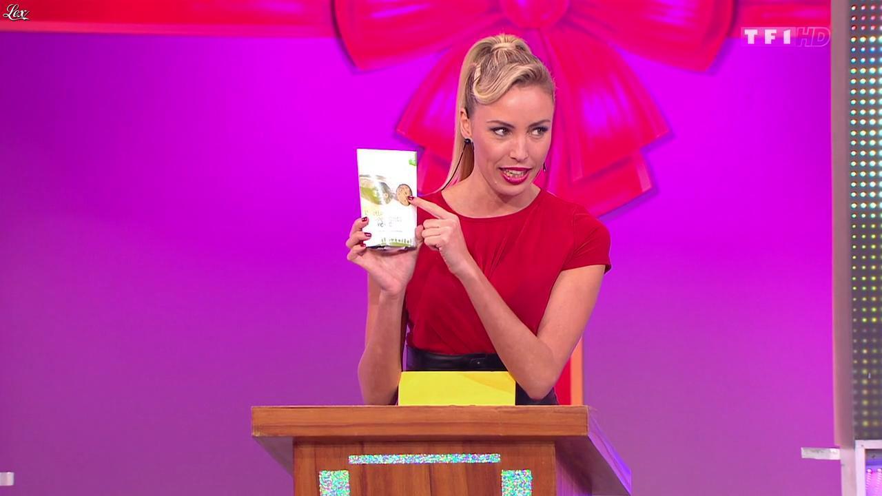 Nadia Aydanne dans le Juste Prix. Diffusé à la télévision le 17/12/13.