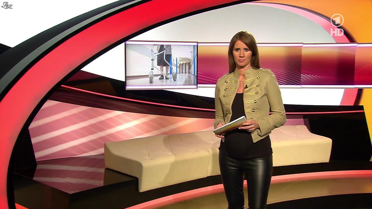 Mareile Höppner dans Brisant. Diffusé à la télévision le 02/09/10.