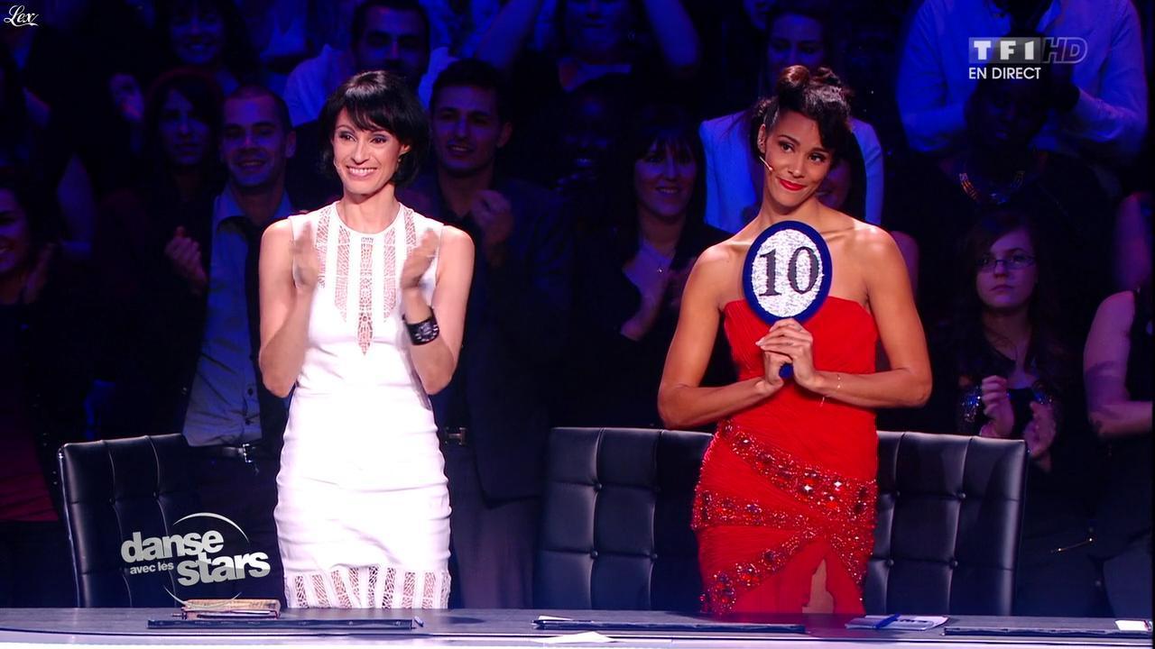 Marie-Claude Pietragalla et Shy m'dans Danse avec les Stars. Diffusé à la télévision le 02/11/13.