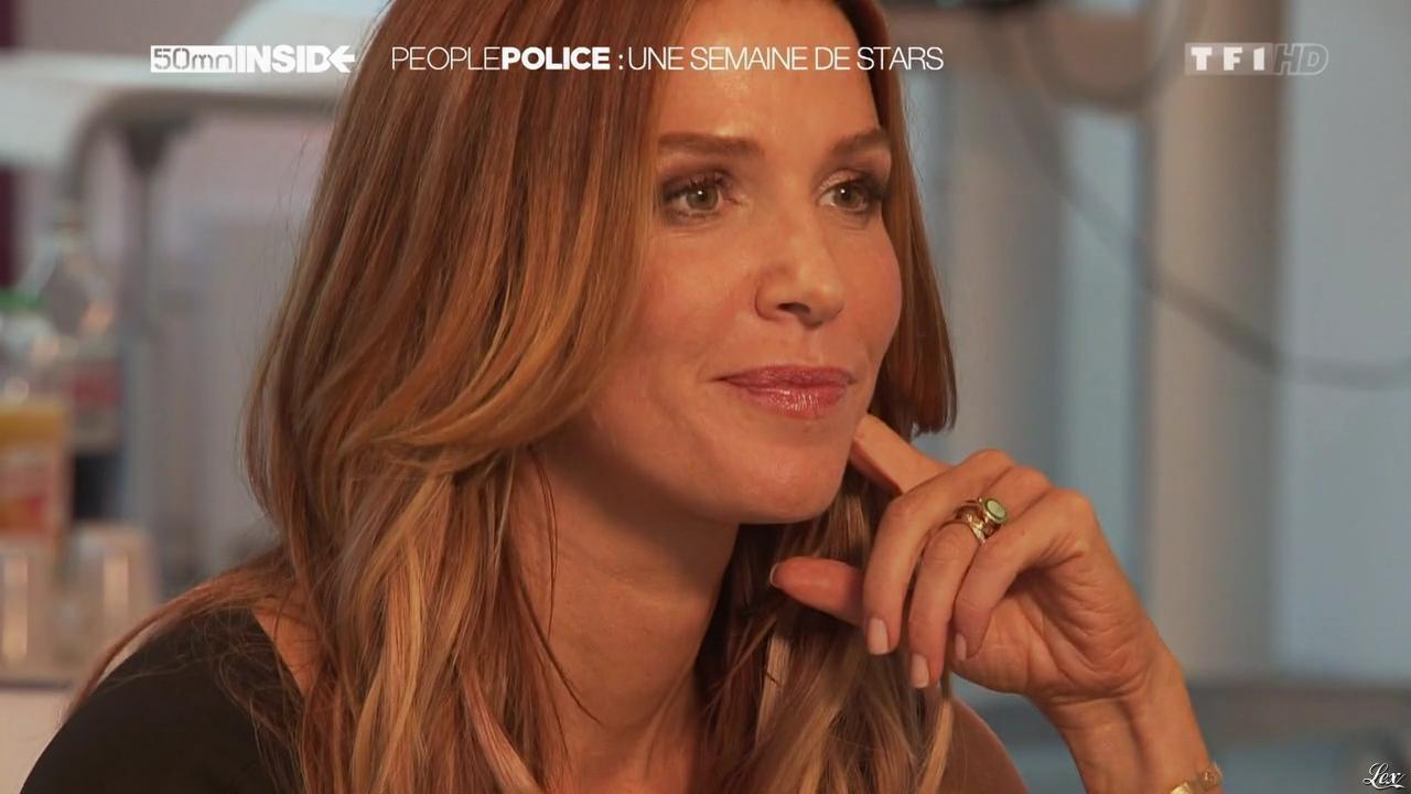 Poppy Montgomery dans 50 Minutes Inside. Diffusé à la télévision le 12/04/14.