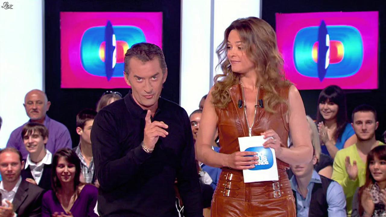 Sandrine Quétier dans une Bande-Annonce des 100 Plus Grands. Diffusé à la télévision le 28/08/10.