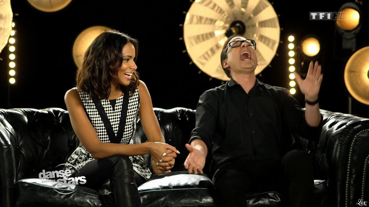 Shy m'dans Danse avec les Stars. Diffusé à la télévision le 02/11/13.