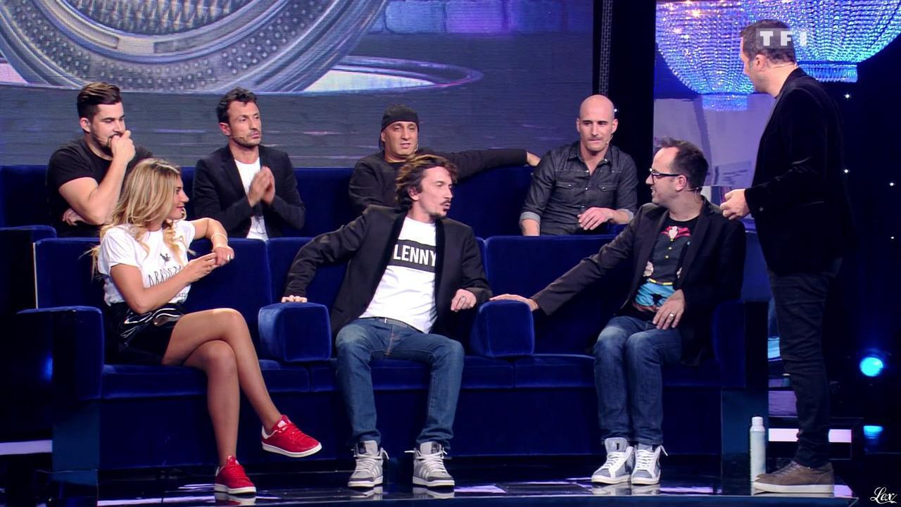 Ariane Brodier dans Vendredi, Tout Est Permis. Diffusé à la télévision le 23/01/15.