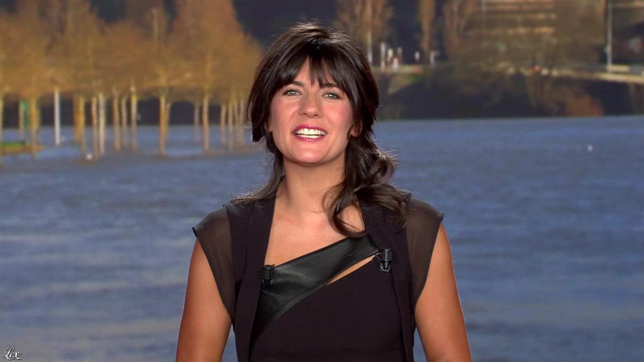 Estelle Denis dans My Million. Diffusé à la télévision le 03/03/15.