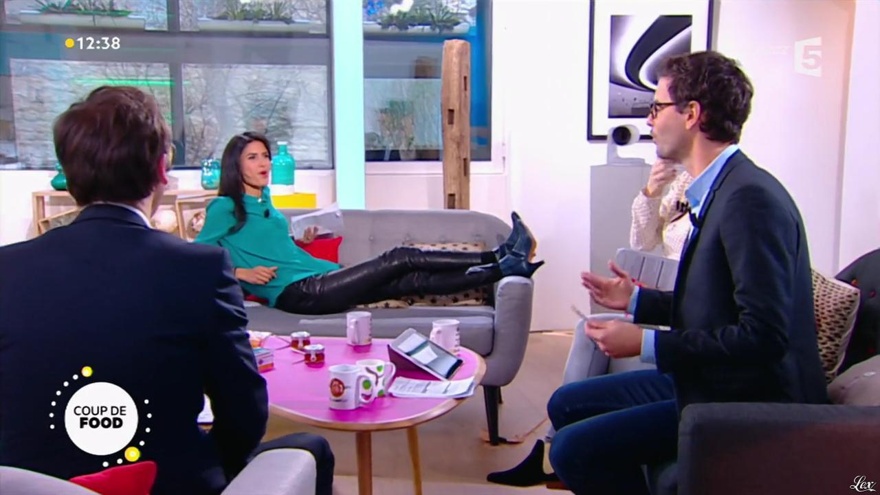 Farida Foodista dans la Quotidienne. Diffusé à la télévision le 03/02/15.