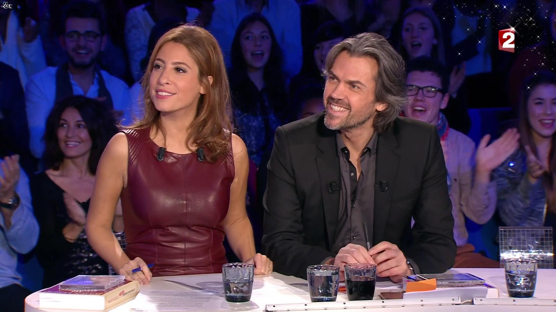 L a salam dans on n 39 est pas couch 20 12 14 01 - On n est pas couche horaire ...