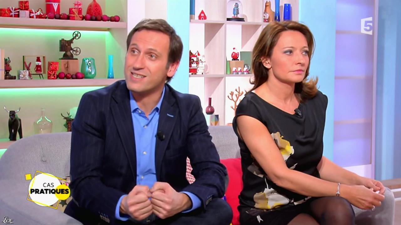 Valérie Durier dans la Quotidienne. Diffusé à la télévision le 01/01/15.