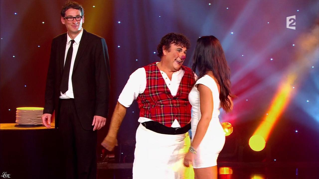 Inconnue dans le Plus Grand Cabaret. Diffusé à la télévision le 31/10/15.