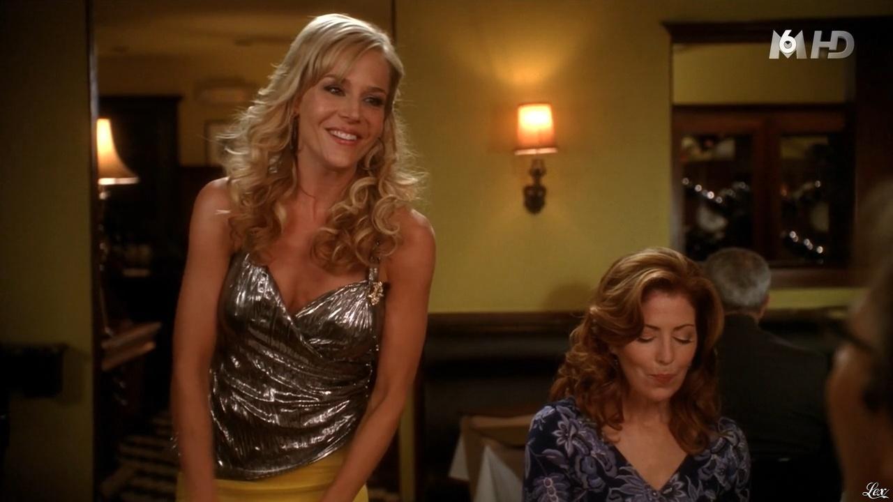 Julie Benz et Dana Delany dans Desperate Housewives. Diffusé à la télévision le 10/11/15.