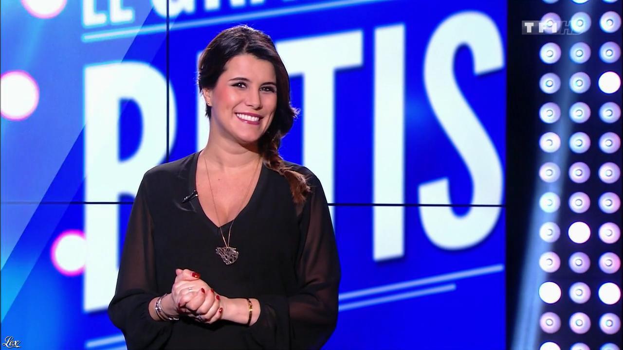 Karine Ferri dans le Grand Bêtisier. Diffusé à la télévision le 05/04/16.