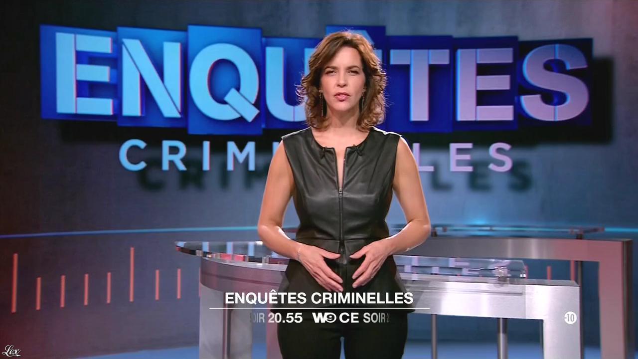Nathalie Renoux dans Enquêtes Criminelles. Diffusé à la télévision le 18/11/15.