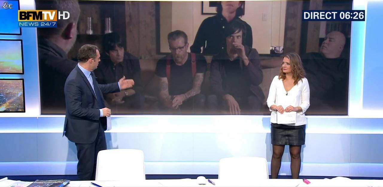 Pascale De La Tour Du Pin dans Première Edition. Diffusé à la télévision le 26/11/15.